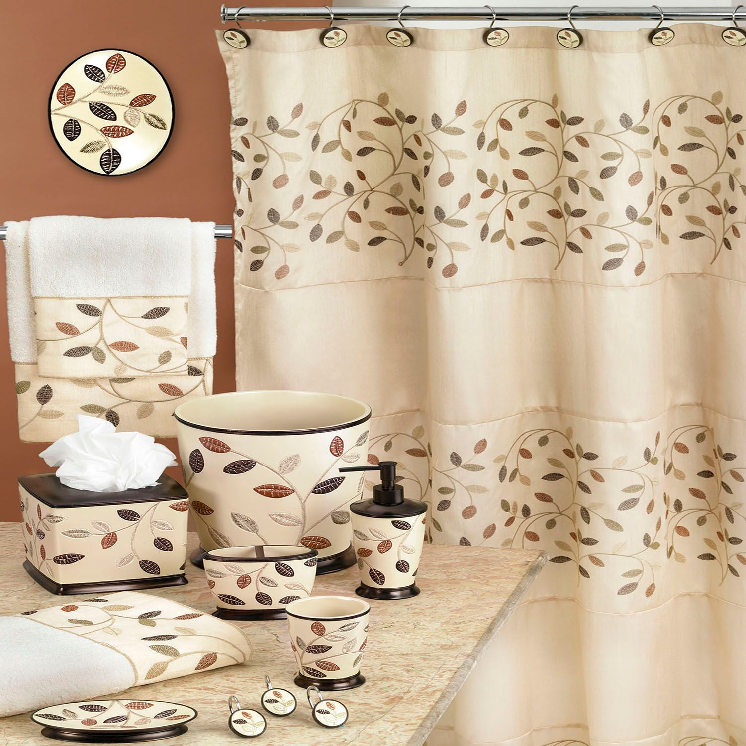 Aubury Bathroom Accessories Collection