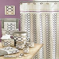 Rings Bathroom Accessories Collection