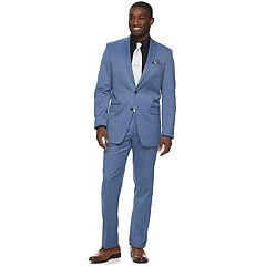 Men's Apt. 9® Extra-Slim Fit Blue Suit Separates