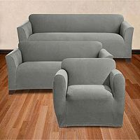 Sure Fit Stretch Morgan Slipcover Collection