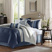 Madison Park Chester Comforter Collection