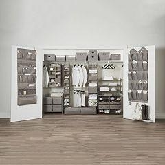 Neatfreak Harmony Twill Closet Organization Collection