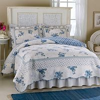 Rose Blossom Quilt Collection