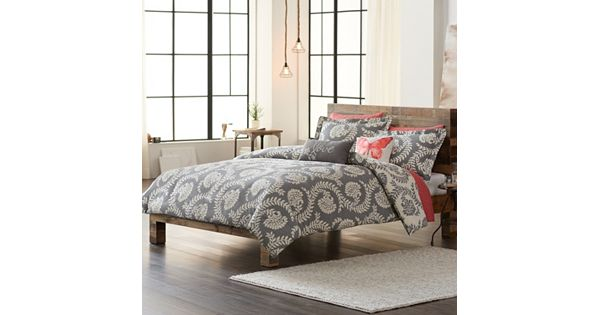 Sonoma Goods For Life Pembrook Duvet Cover Collection