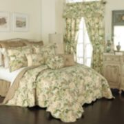 Waverly Garden Glory Bedspread Collection