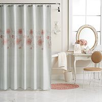LC Lauren Conrad Hannah Shower Curtain Collection
