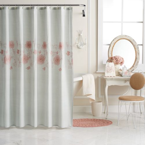 lauren conrad hannah shower curtain collection