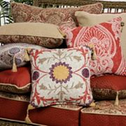 Bombay® Outdoors Venice Reversible Cushions & Throw Pillows