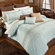 Park Avenue Luxury Manhattan Comforter Set