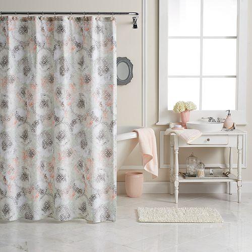 lauren conrad bathroom. LC Lauren Conrad Peony Dreams Shower Curtain Collection