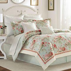 Laura Ashley Lifestyles Vivienne Comforter Collection