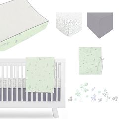 Babyletto Tranquil Woods Bedding Coordinates