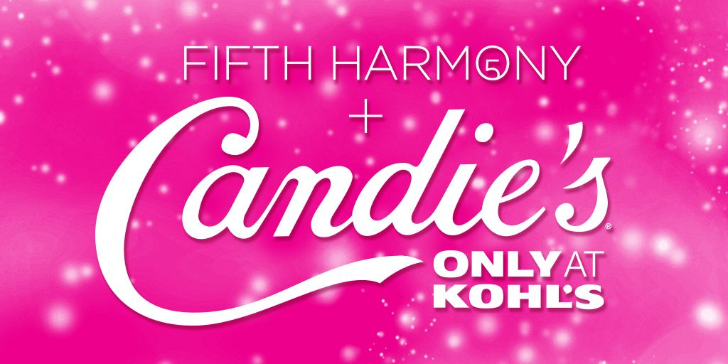 Fifth Harmony + Candie's