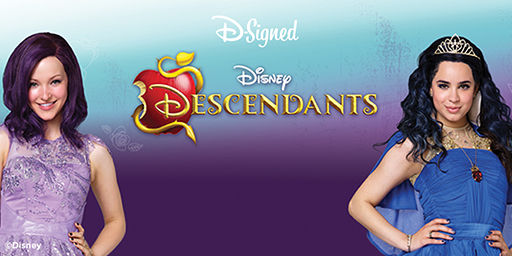 Disney Descendants Clothing
