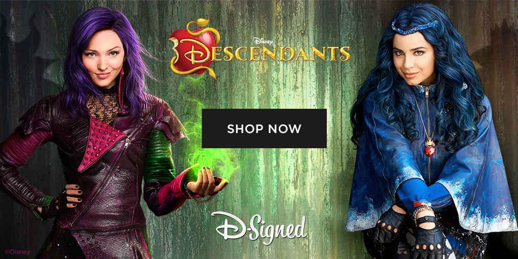 Disney Descendants Clothing