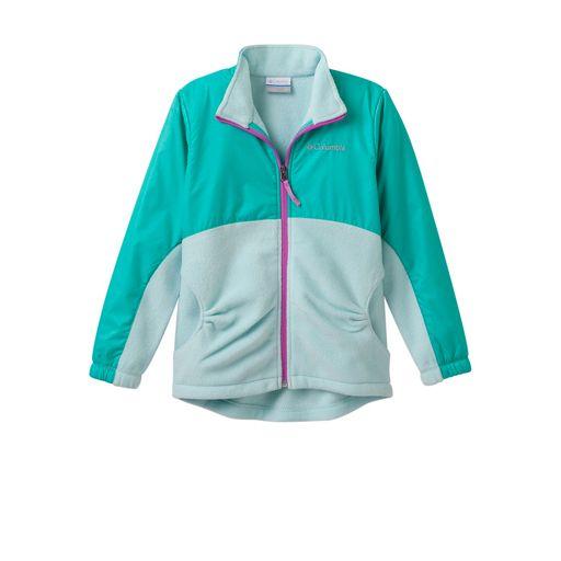 Shop Columbia girls' outerwear
