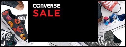 Converse Sale
