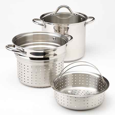Multipots & Steamers