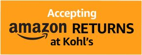 Accepting Amazon returns at Kohl's
