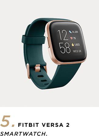 5. Fitbit Versa 2 Smartwatch