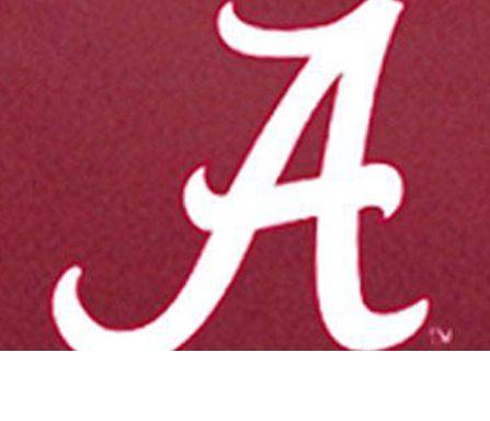 University of Alabama sports logo