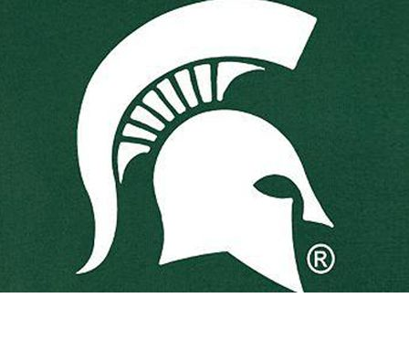 Michigan State University sports logo