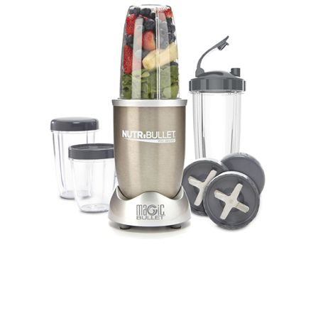 A Magic Bullet Blender