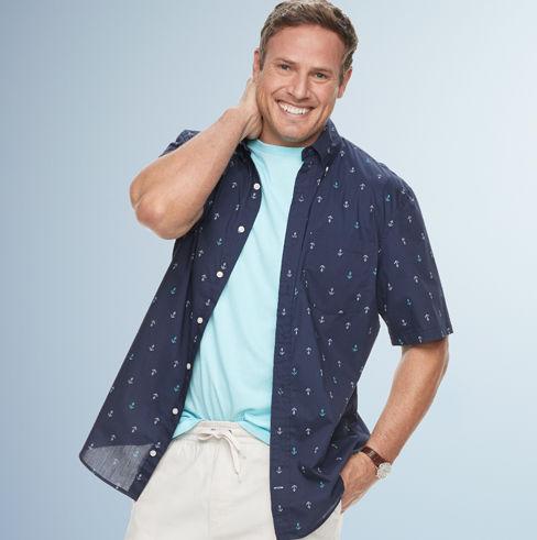 75d54f20155a0 Men's Clothing: Explore Clothes For Men | Kohl's