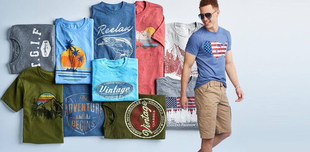 9e76279840 Men's Clothing: Explore Clothes For Men | Kohl's