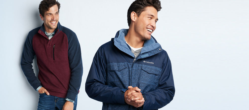 Men's Clothing: Explore Clothes For Men | Kohl's