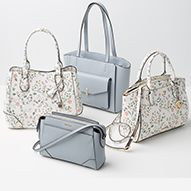 women's purses and handbags, gray purse, floral print handbag