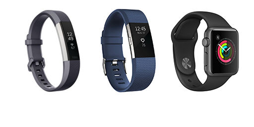 Fitness Trackers & Smartwatches