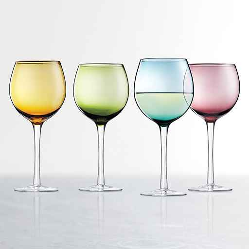 Types of Glassware