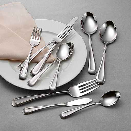 Types of Flatware