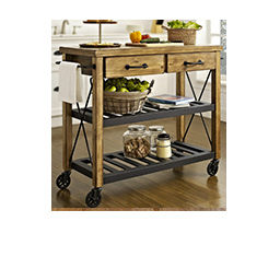 kitchen islands and kitchen carts