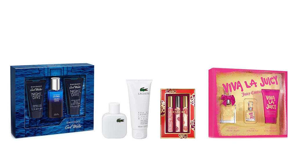 cologne and perfume gift with purchase