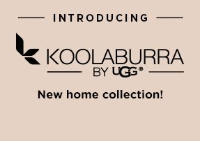 Koolaburra by Ugg. Now at kohls. Cozy plus a touch of luxury for your home.
