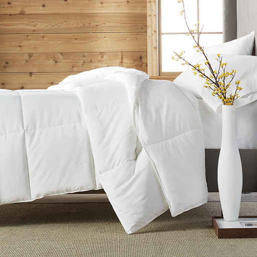 Cold Weather Bedding