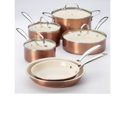 ceramic cookware, cookware sets, pots and pans