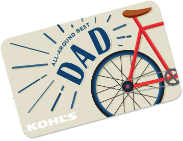 a38d8fc8 Gift Cards: Kohl's Gift Cards & Gift Card Holders | Kohl's