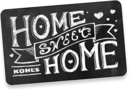 gift card for new homeowners