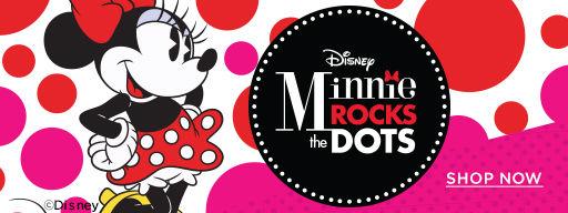 Disney Minnie Rocks the Dots. Shop Now
