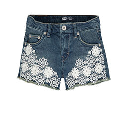 girls' shorts and capris