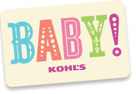 gift card for new babys