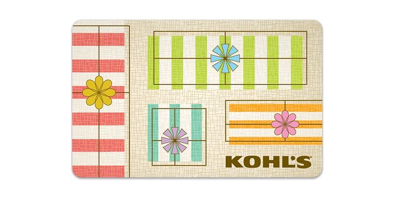 Kohls Wedding Registry Gift Card : Gift Cards: Kohls Gift Cards & Gift Card Holders Kohls
