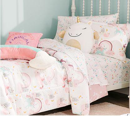 Girls Bedding Sets Comforters Sheets, Teenage Bedding Sets Full