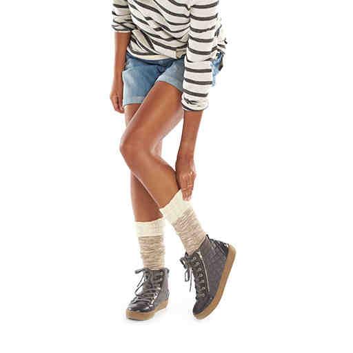 Layering Socks
