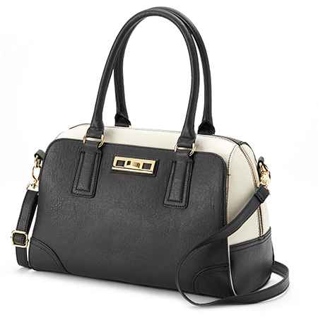 Barrel Handbag