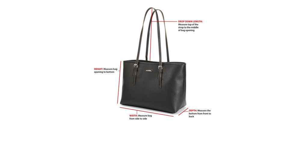 How to Measure a Handbag