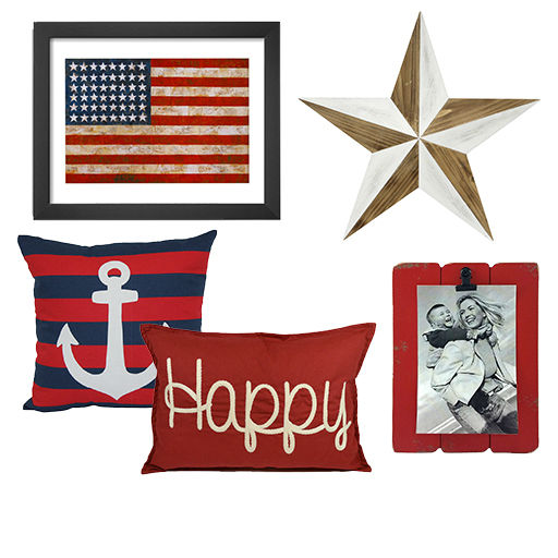americana home decor trend